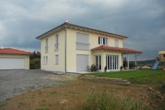 Einfamilienhaus, Schöfweg